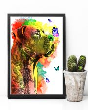 Cane-Corso Colorful Poster 0102  11x17 Poster lifestyle-poster-8