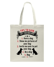 Have a dog Tote Bag thumbnail