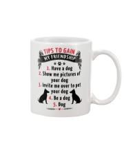 Have a dog Mug front