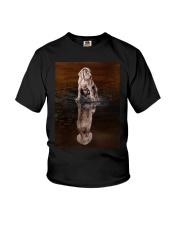 Weimaraner Reflection Mug 1312 Youth T-Shirt thumbnail