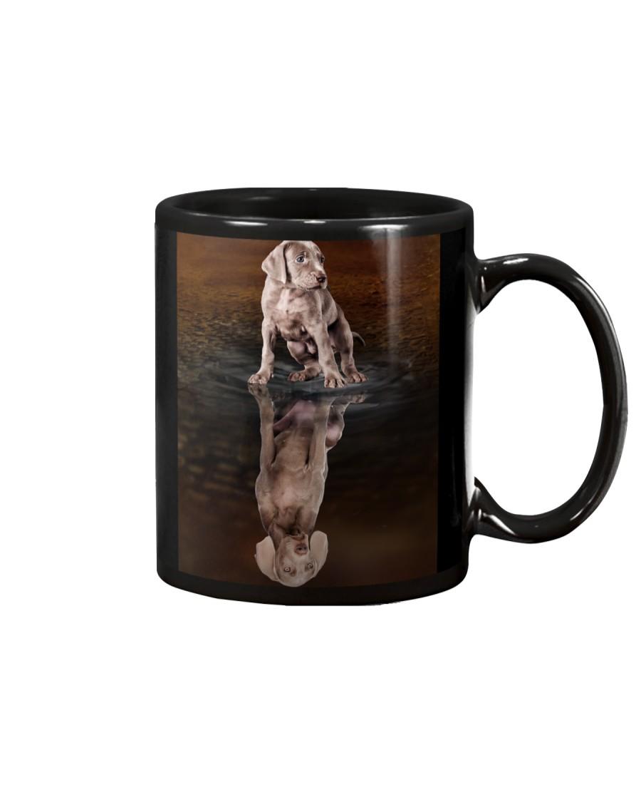 Weimaraner Reflection Mug 1312 Mug