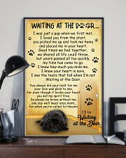 Newfoundland Waiting Poster 2301 11x17 Poster lifestyle-poster-2