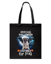 THEIA Pug Amazing 2607 Tote Bag thumbnail