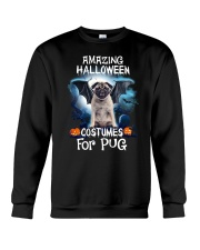 THEIA Pug Amazing 2607 Crewneck Sweatshirt thumbnail