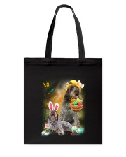 Wirehaired Pointing Griffon Happy Easter Day 2601  Tote Bag thumbnail