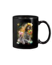 Wirehaired Pointing Griffon Happy Easter Day 2601  Mug thumbnail