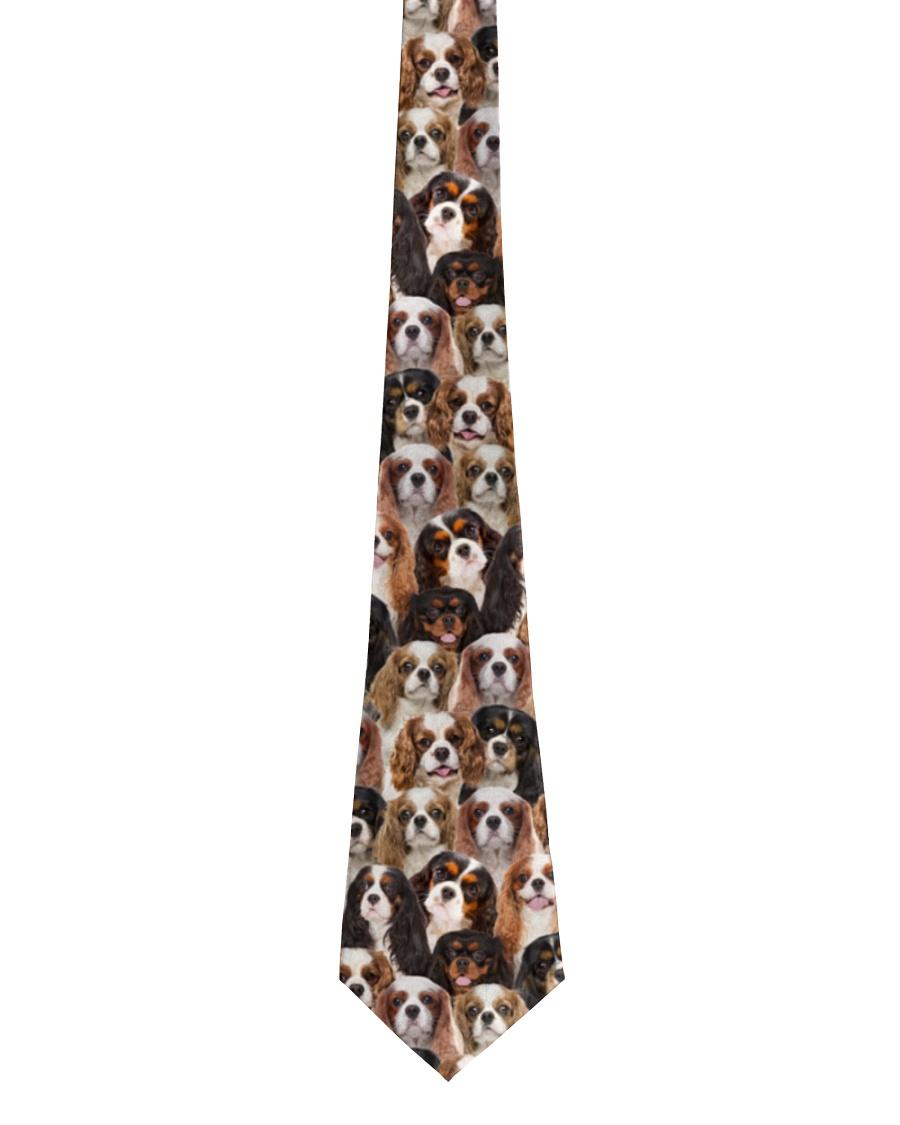 Cavalier King Charles Spaniel Tie 1412 Tie