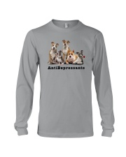 American Staffordshire Antidepressants 1712 Long Sleeve Tee thumbnail