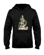 Bulldog Pine 1809 Hooded Sweatshirt front
