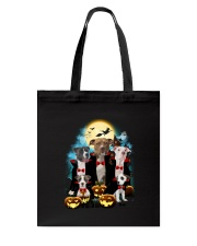American Staffordshire Terrier Dracula Family 1708 Tote Bag thumbnail