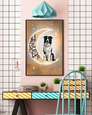Border Collie I Love You Poster 2612  11x17 Poster lifestyle-poster-6