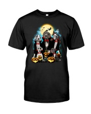 Great Dane Dracula Family  Classic T-Shirt front