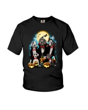 Great Dane Dracula Family  Youth T-Shirt tile