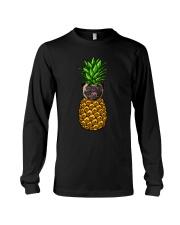 Pug Pineapple  Long Sleeve Tee thumbnail