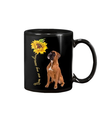 Boxer Sunflower You Are 0501
