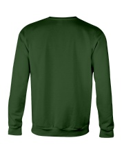 Bulldog family christmas 0210 Crewneck Sweatshirt back