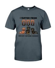 Dachshund ODD 2911 Classic T-Shirt thumbnail