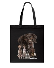 German Shorthaired Pointer Awesome Family 0701 Tote Bag thumbnail