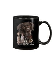 German Shorthaired Pointer Awesome Family 0701 Mug thumbnail