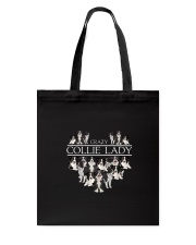 Collie Crazy Lady 3101 Tote Bag thumbnail