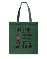 Thai Ridgeback Dear Daddy Mug 1801  Tote Bag thumbnail