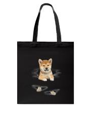 Shiba Inu Scratch Tote Bag thumbnail