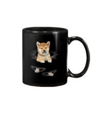 Shiba Inu Scratch Mug thumbnail