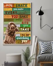 Sussex-Spaniel Watching You Poster 2601 11x17 Poster lifestyle-poster-1