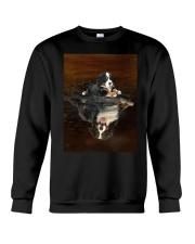 Bernese Mountain Dog Believe Crewneck Sweatshirt thumbnail