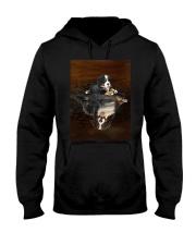Bernese Mountain Dog Believe Hooded Sweatshirt thumbnail