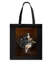 Bernese Mountain Dog Believe Tote Bag thumbnail