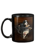 Bernese Mountain Dog Believe Mug back