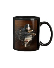 Bernese Mountain Dog Believe Mug front