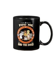 You  Me and Dogs Mug thumbnail