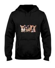 Collect Chihuahuas  Hooded Sweatshirt thumbnail