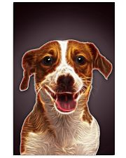 Jack Russell Terrier Fractal 1512 11x17 Poster front