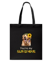 Golden retriever sunshine 0608 Tote Bag thumbnail