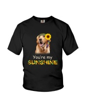 Golden retriever sunshine 0608 Youth T-Shirt thumbnail