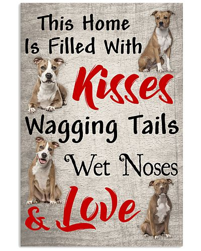 American Staffordshire Terrier Wet Noses 1501