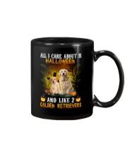 Golden Retriever Halloween Mug thumbnail