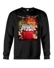 GAEA - Siberian Husky Bag - 0510 - B24 Crewneck Sweatshirt thumbnail