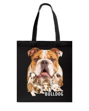 Bulldog Awesome Tote Bag thumbnail