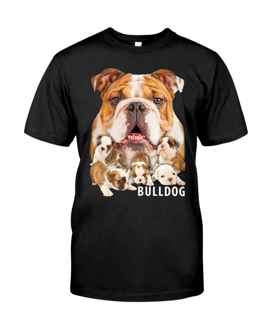 Bulldog Awesome Classic T-Shirt