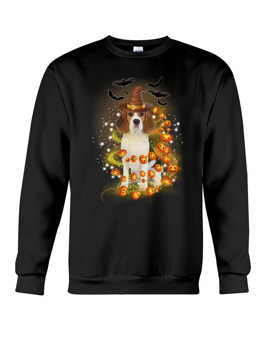 Halloween Beagle Crewneck Sweatshirt