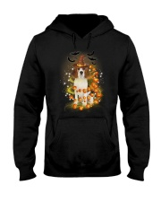 Halloween Beagle Hooded Sweatshirt thumbnail