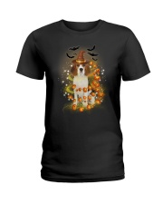 Halloween Beagle Ladies T-Shirt thumbnail