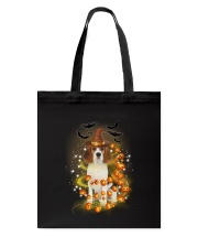 Halloween Beagle Tote Bag thumbnail