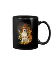Halloween Beagle Mug tile