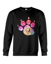 Dogs Pawprint Crewneck Sweatshirt thumbnail