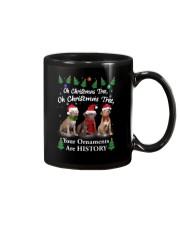 Oh Christmas Tree American Pit Bull Terrier Mug thumbnail